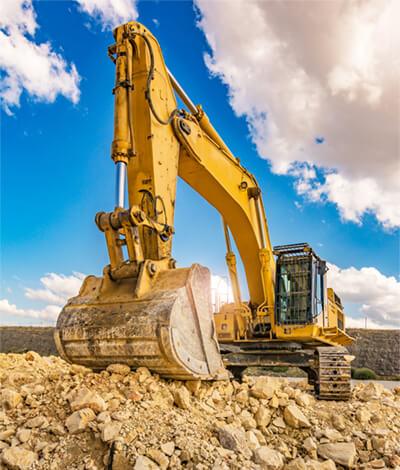 Equipment Breakdown Construction