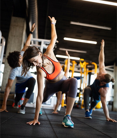 Health & Fitness Liability - Individuals